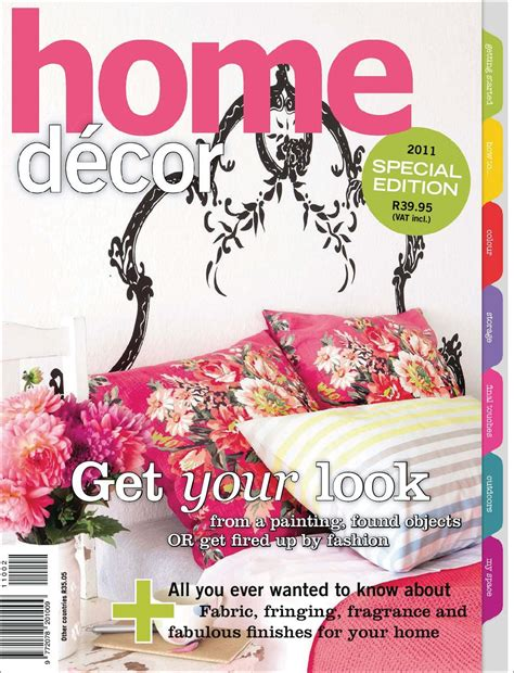 Decor Magazines South Africa by Home Decor South Africa Magazine Digital Discountmags