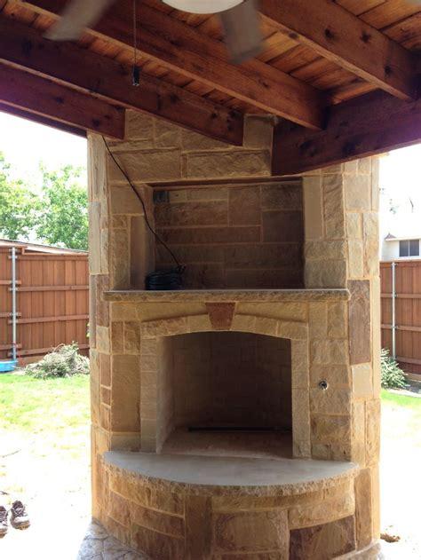 custom outdoor fireplace custom outdoor oklahoma stone fireplace oklahoma stone fireplace pinterest tvs stone