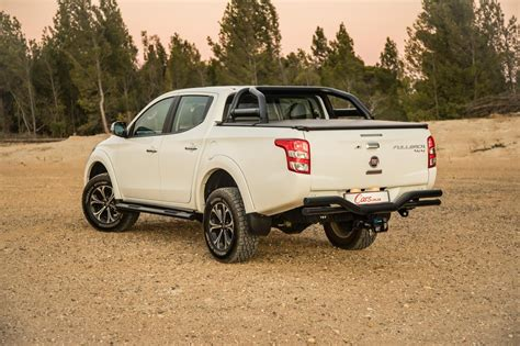 Fiat Fullback Doublecab 25 Did 4x4 Lx (2017) Review