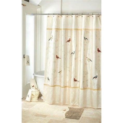 17 best ideas about bird shower curtain on