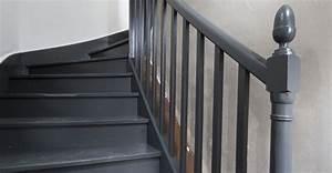 repeindre un escalier pour le relooker conseils et With peindre une cage d escalier 15 et un couloir original de plus et un