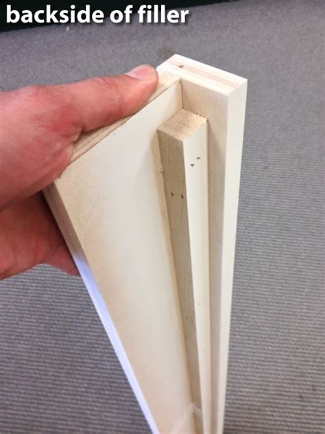 How To Install Cabinet Filler by Cabinet Filler