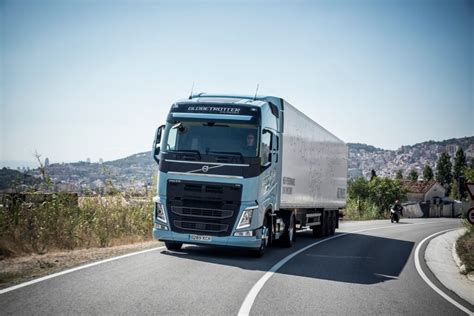 volvo introduces  heavy duty lng trucks ngt news