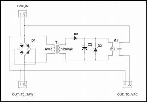 Ac - Why Is The Rectifier Necessary In This Circuit