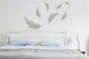 Gestaltungsideen Schlafzimmer Wände : w nde im landhausstil deko farbe material ideen tipps ~ Markanthonyermac.com Haus und Dekorationen