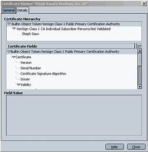 download ca verisign history tragedycf With verisign document signing