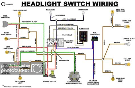Cj7 Headlight Switch Wiring Diagram by Cj7 Headlight Switch Wiring Diagram Wiring Diagram
