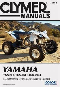 Yamaha Yfz Series Atv  2004