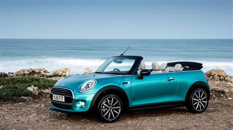 Wallpaper Mini Cooper Cabrio, cabriolet, blue, Cars ...