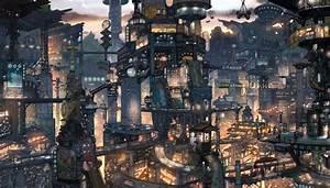 Download Cityscapes Futuristic Wallpaper 2800x1600 ...