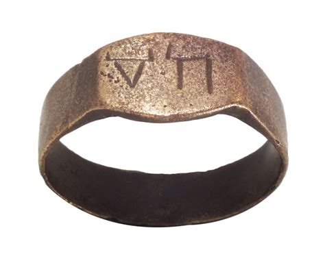 imperial russian wedding ring early mid 19th century size 8 russian theme russian