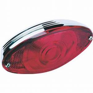 Feux Arriere Teinté Legal : buy tail light cat eye wit chrome decoration louis motorcycle leisure ~ Medecine-chirurgie-esthetiques.com Avis de Voitures