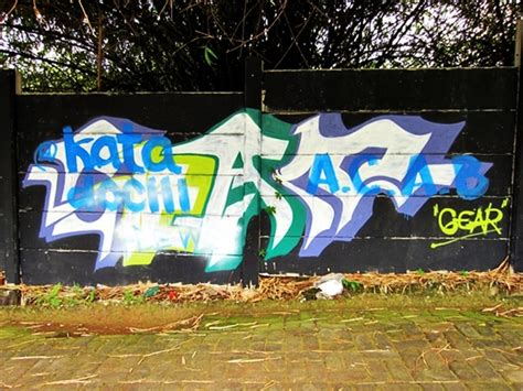 Graffiti Jalanan : Graffiti Di Depok • Visual Jalananvisual Jalanan