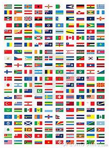 National Flags Royalty Free Stock Image - Image: 8573666