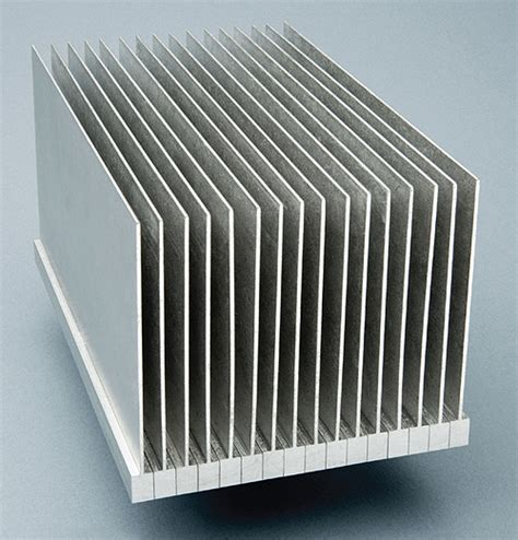 what is the purpose of a heat sink creating large heat sinks