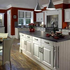best 25 red kitchen walls ideas on pinterest red paint With kitchen colors with white cabinets with wall art candles