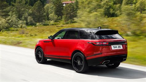 range rover velar range rover velar 2017 review by car magazine