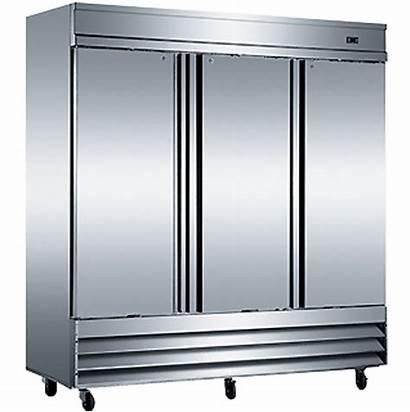 Refrigerator Commercial 82cc F3 Door Reach Freezer
