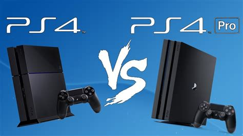 ps4 vs ps4 pro comparison test can you tell the difference