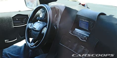 ford kuga 2020 interior all new 2020 ford kuga escape prototype spied inside and