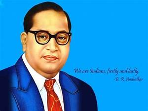 DR. B.R Ambedkar Jayanti 2017 sms Quotes Images Wallpaper ...