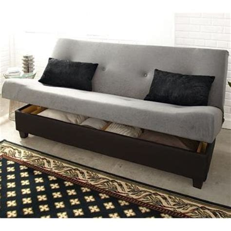 klik klak marvin 39 sleeper futon with hidden storage
