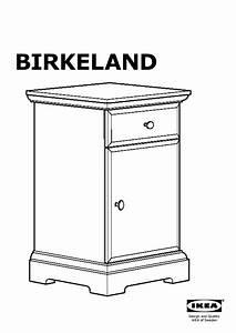 Table De Chevet Blanche Ikea : birkeland table de chevet blanc ikea france ikeapedia ~ Nature-et-papiers.com Idées de Décoration