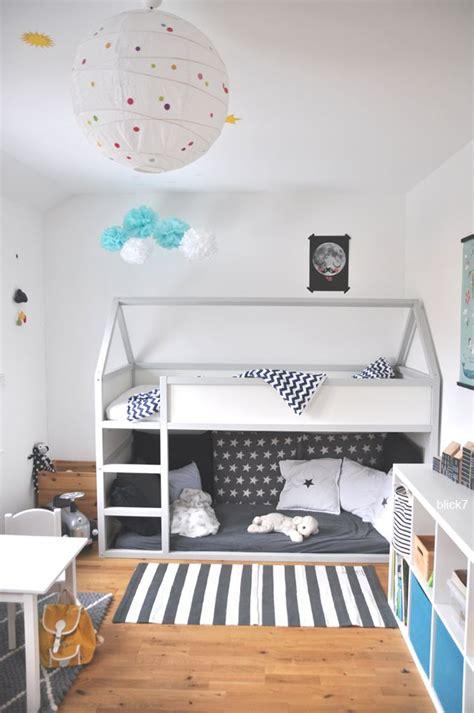 Kinderzimmer Mädchen Kleinkind by Ikea Hack Hausbett Zum 6 Bloggeburtstag Kinderzimmer