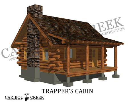 Floor Plans Cabins by Simple Log Cabin Plans Home Linkie House Plans 58793