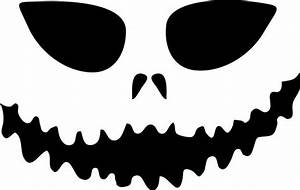 Scary, Face, Stencil