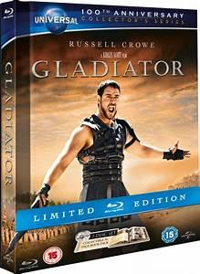 Astro Chart Gladiator Digibook Edition Blu Ray Zavvi Com