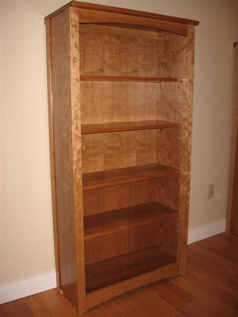 Arts And Crafts Bookcase Plans - crafted arts and crafts cherry bookcase by batterman