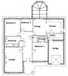 bedroom floorplan smallest 3 bedroom house 3 bedroom bungalow floor plans 3 bedroom bungalow house plans