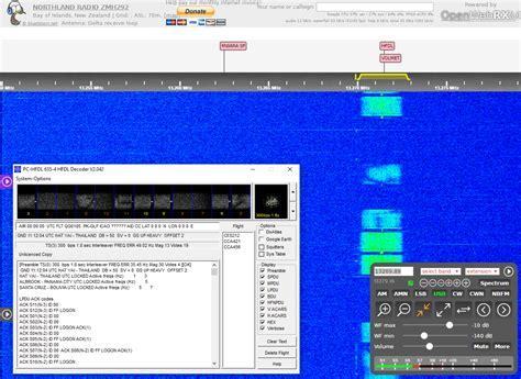 kiwisdr sdr decoding stanag wideband khz mhz network rtl