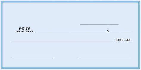 blank check template   premium templates
