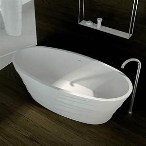 Baignoire Ilot Contre Mur : comment installer une baignoire ilot contre un mur gallery of une baignoire sur pieds pour ma ~ Nature-et-papiers.com Idées de Décoration