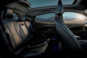 2021 Ford Mustang Mach-E Interior Photos | CarBuzz