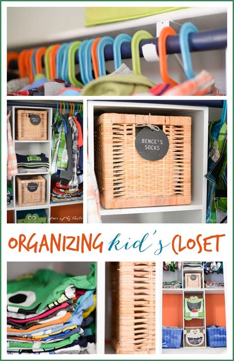 laundry space organized to make chores easier every day