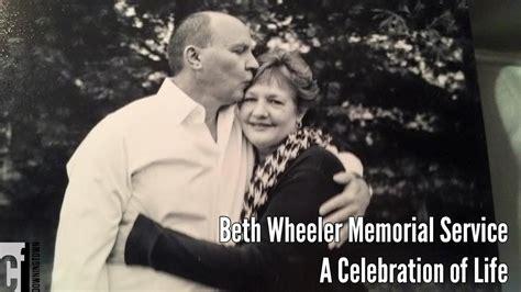 Beth Wheeler Memorial Service