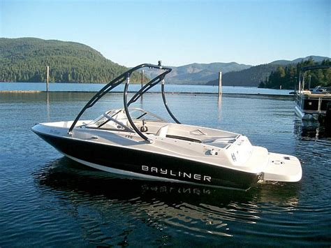 Bayliner Wakeboard Boat install a wakeboard tower on your bayliner boat