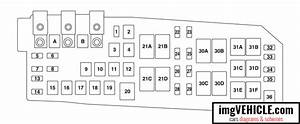 Ford Escape Ii Fuse Box Diagrams  U0026 Schemes