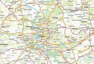 Möbelhäuser Düsseldorf Und Umgebung : stadtplan d sseldorf attraktionen und hotelbuchung ~ Watch28wear.com Haus und Dekorationen