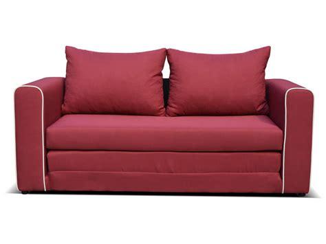 canapé deux place canapé fixe convertible 2 places en tissu coloris vente de canapé droit conforama