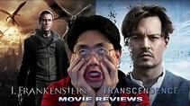I, Frankenstein / Transcendence Movie Reviews - YouTube