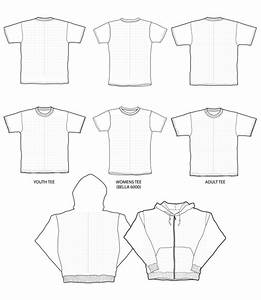 printable t shirt order forms free new calendar template With clothing templates for illustrator