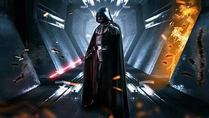 Vader Darth Wallpapers Wars Star Artwork Movies