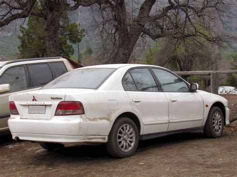 2000 Mitsubishi Galant Gtz by 2000 Mitsubishi Galant Gtz Sedan 3 0l V6 Auto