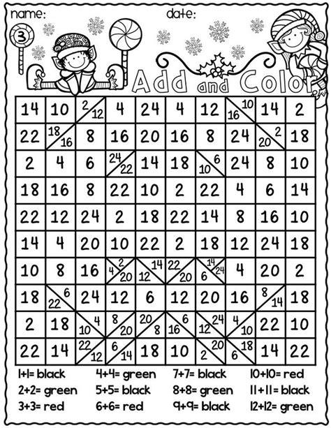 hidden picture math worksheets activity shelter
