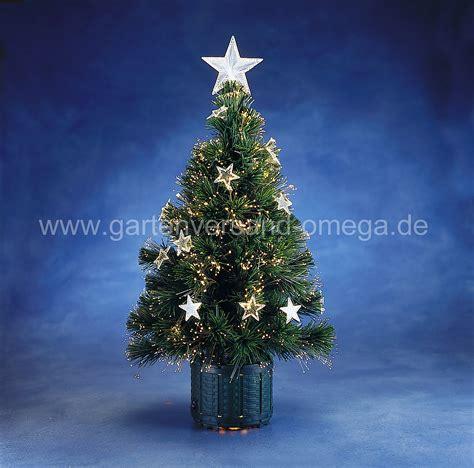 fiberoptik weihnachtsbaum mini weihnachtsbaum