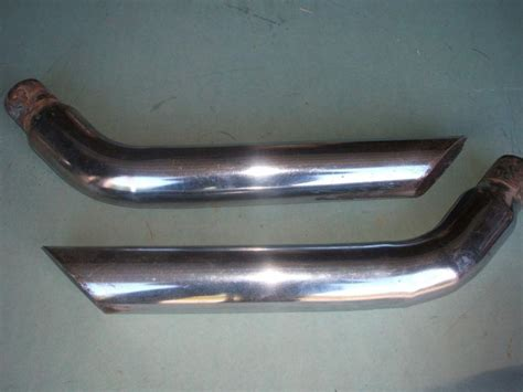 Sell 1970-1975 Trans Am Formula Exhaust Tail Pipes
